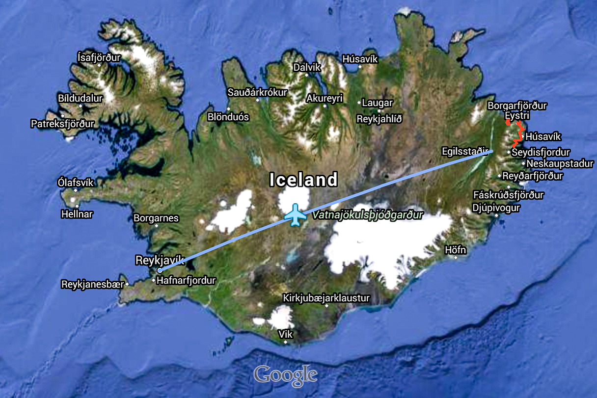 Trek the elves mountains global map iceland fjallabak trek the elves mountains global map iceland gumiabroncs Image collections