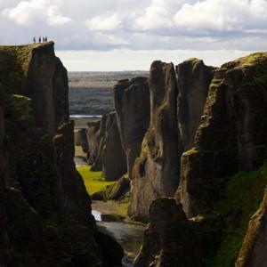 Islande Sud Fjardargljufur