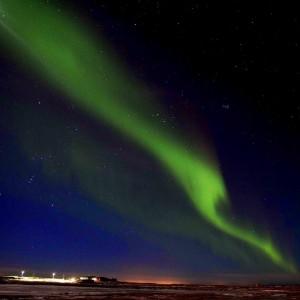 Islande Aurores Boreales
