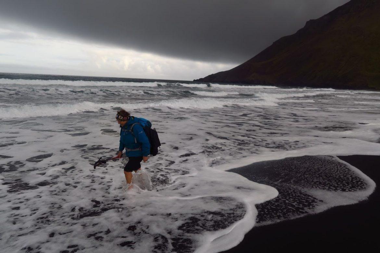© Fjallabak Iceland Trekking - Black sand beach - The Elves Mountains