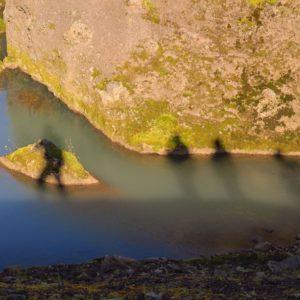 Trek Viknaslodir - Montagnes des Elfes -Dyrfjöll