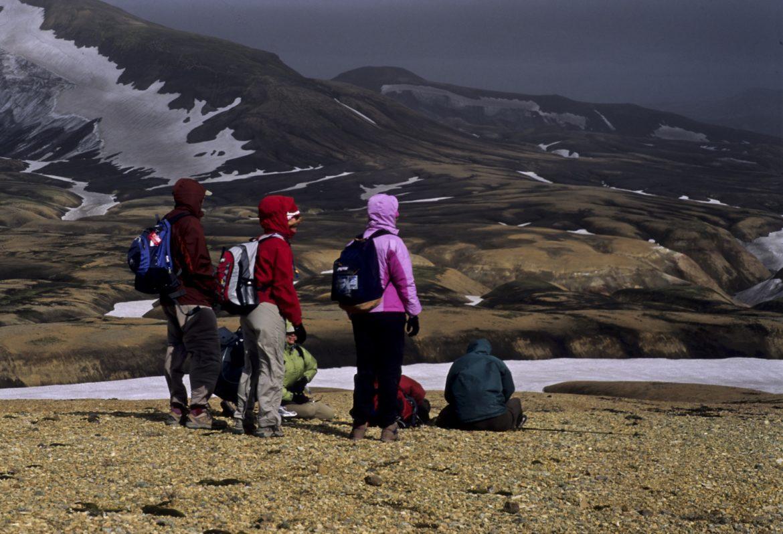 trekking-in-iceland
